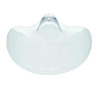 MEDELA kontaktné dojčiace klobúčiky veľkosť L 1pár