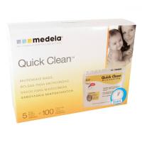 MEDELA Quick Clean - sterilizačné sáčky 5ks