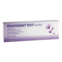 MEDPHARMA Tehotenský test Komfort 2 ks
