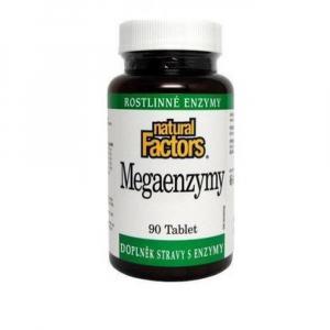 Mega Enzymy kaps.90 Natural Factors