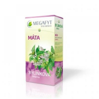 MEGAFYT Bylinková lekáreň Mäta 20x1,5mm g