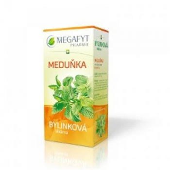 MEGAFYT Bylinková lekáreň Medovka 20x1,5mm g