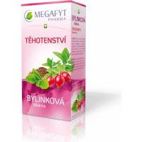 MEGAFYT Bylinková lekáreň tehotenstvo 20 x 1,5 g