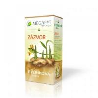 MEGAFYT Bylinková lekáreň Zázvor 20x1,5mm g