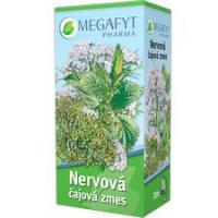 MEGAFYT Nervová čajová zmes spc (záparové vrecúška) 20 x 1,5 g (30 g)