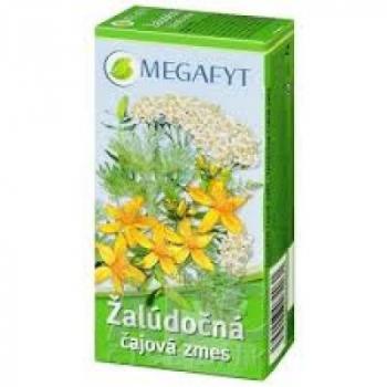 MEGAFYT Žalúdočná čajová zmes spc (záparové vrecúška) 20x1,5 g (30 g)
