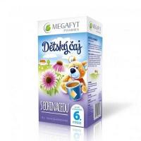 MEGAFYT Detský čaj s echinaceou 20x2 g