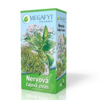 MEGAFYT Nervová čajová zmes záparové vrecúška 20x1,5 g