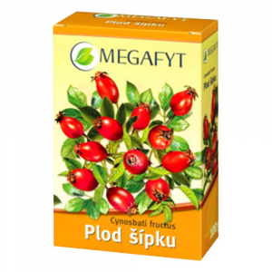 MEGAFYT Plody šípek sypaný 100 g
