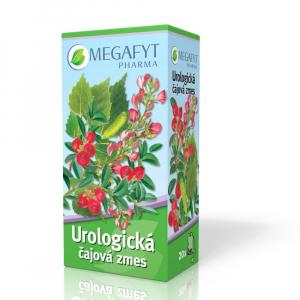 MEGAFYT Urologická čajová zmes záparové vrecúška 20x1,5 g