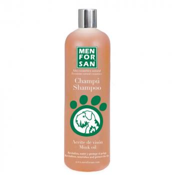 MENFORSAN Ochranný šampón s norkovým olejom pre psov 1000 ml
