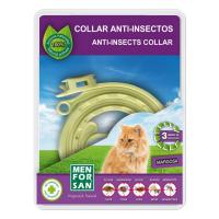 MENFORSAN Prírodný antiparazitný obojok pre mačky 30 cm
