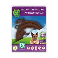 MENFORSAN Prírodný antiparazitný obojok pre psov 60 cm