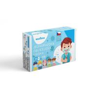 MESAVERDE Detské rúško chlapčenské Mix 25 kusov