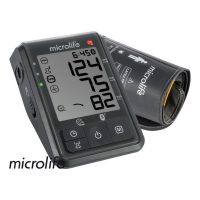 MICROLIFE BP B6 AFIB Connect Tlakomer s Bluetooth
