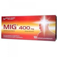 MIG-400 tbl flm 10x 400 mg