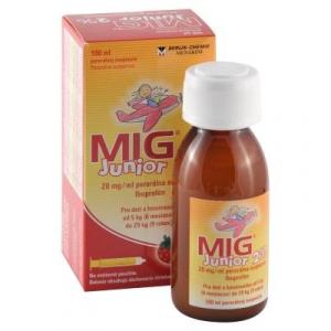 MIG Junior 2% suspenzia 100 ml