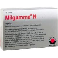 MILGAMMA N 50 kapsúl