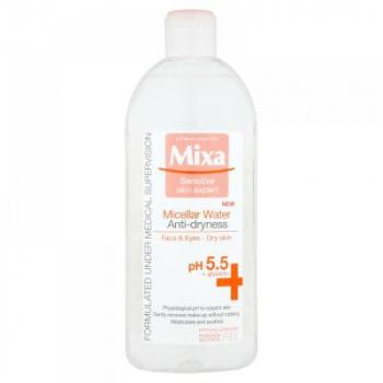 MIXA Odličovacia micelárna Anti-dry 400 ml