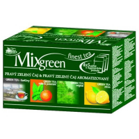 VITTO TEA ZELENÝ ČAJ MIX GREEN  20X1,75G