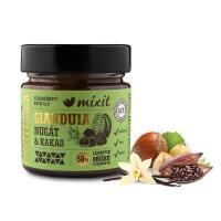 MIXIT Mixitella premium lieskový oriešok z Piemontu s mliekom a kakaom 200 g