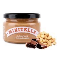 MIXITella Arašidy s mliečnou čokoládou 250 g
