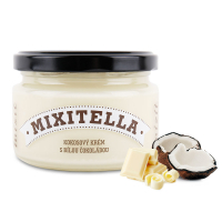 MIXITella Kokos s bielou čokoládou 250 g
