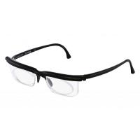 MODOM Adlens nastaviteľné dioptrické okuliare čierne