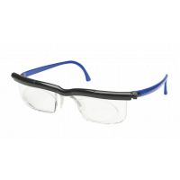 MODOM Adlens nastaviteľné dioptrické okuliare modré