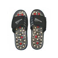 MODOM Akupresúrne masážne papuče s magnetmi veľkosť L