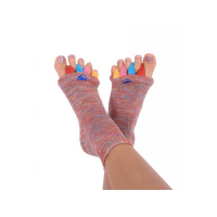 MODOM Multicolor adjustačné ponožky veľkosť S