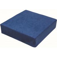 MODOM Zvýšený sedák 40 x 40 x 10 cm modrý