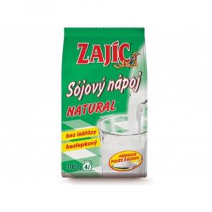 MOGADOR Zajac sójový nápoj natural Vrecko 400 g