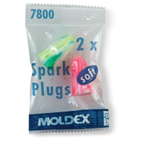 Chránič sluchu zátk.Spark Plugs 7800 / 1pár Moldex