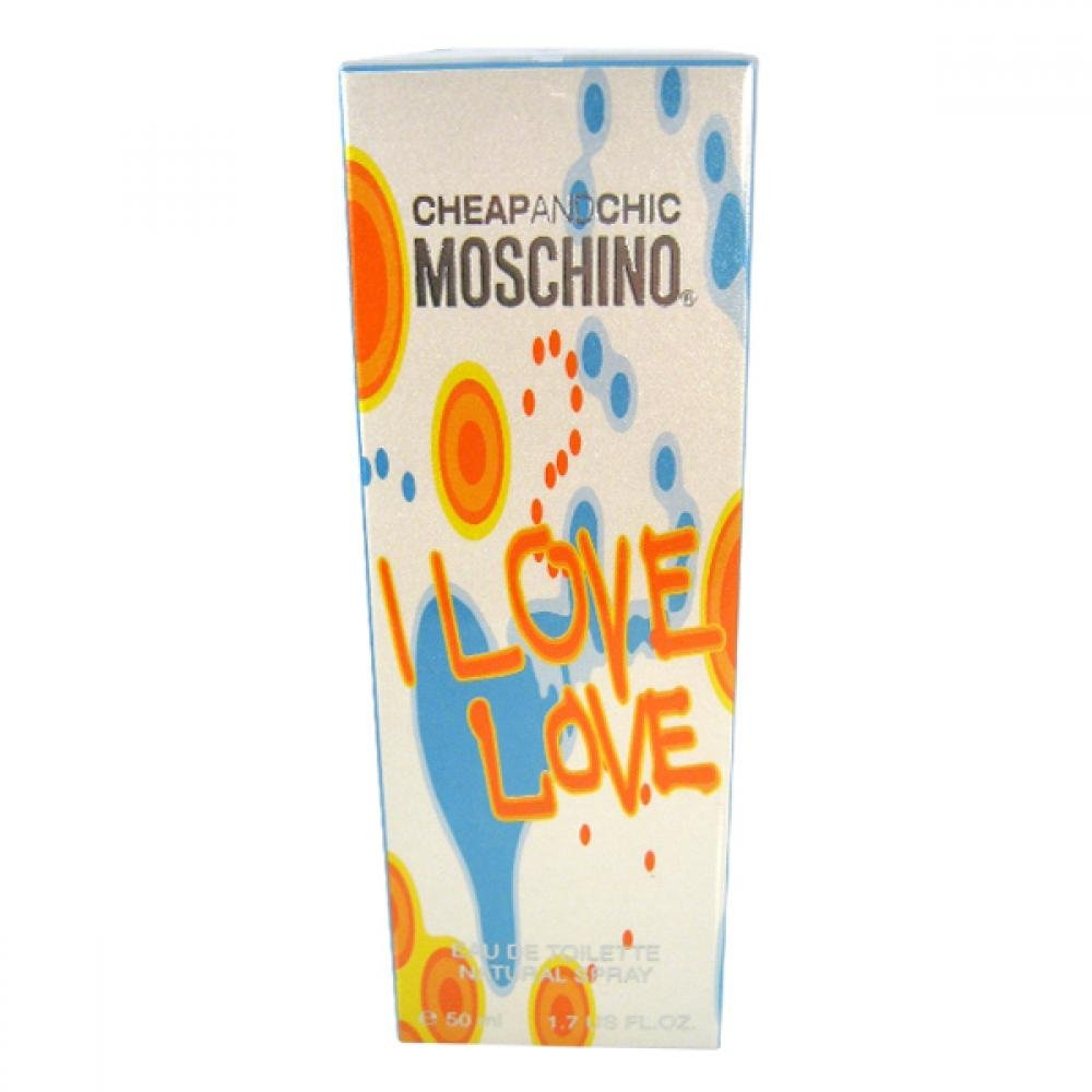 Moschino I Love Love 50ml