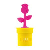 MOSQUITNO Dekoratívny kvetináč uvoľňujúci Citronelovú vôňu 1 ks