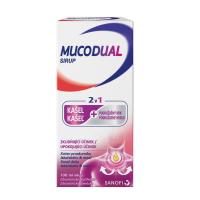 MUCODUAL sirup 100 ml