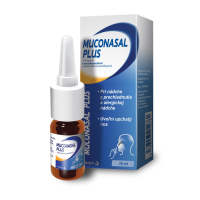 MUCONASAL Plus roztok v spreji 10 ml