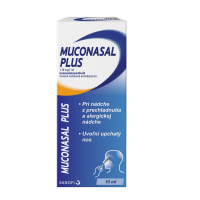 MUCONASAL Plus roztok v spreji 10 ml