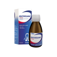 MUCOSOLVAN Junior sirup 100 ml