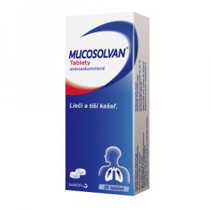 MUCOSOLVAN 30MG 20 tablet