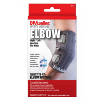 MUELLER Adjust-to-fit Elbow Support Ortéza na lakeť 1 kus