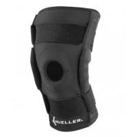 MUELLER Hinged wraparound knee ortéza na koleno L/XL