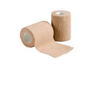 MUELLER M-Lastic Tape samodržiaci strečový tejp 5cm x 4,5m 1 kus