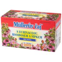 Dr Müller Čaj s echinaceou, rooibosom a šípkami 20 x 1,5 g