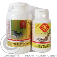 Multivitamín-minerál echinacea tbl.100