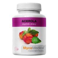 MYCOMEDICA Acerola 90 rastlinných vegánskych kapsúl