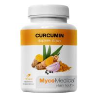 MYCOMEDICA Curcumin 120 želatínových kapsúl