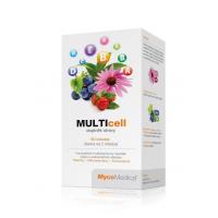 MYCOMEDICA Multicell 60 želatínových kapsúl