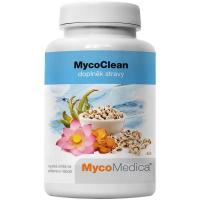 MYCOMEDICA Mycoclean sypká zmes na prípravu nápoja 90 g
